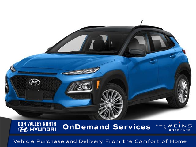 2021 Hyundai Kona 1.6T Urban Edition (Stk: 104883) in Markham - Image 1 of 9