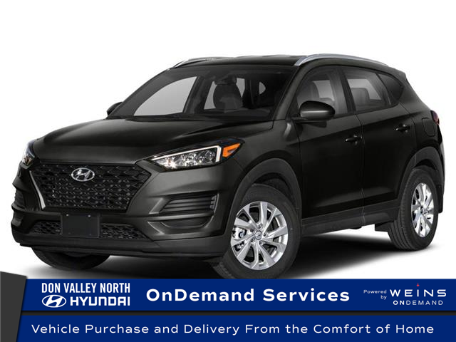 2021 Hyundai Tucson Preferred w/Sun & Leather Package (Stk: 104943) in Markham - Image 1 of 9