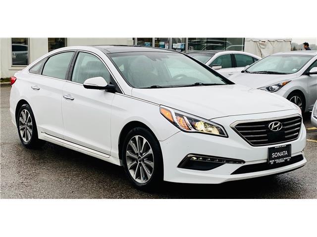 2016 Hyundai Sonata Limited (Stk: 8787H) in Markham - Image 1 of 20