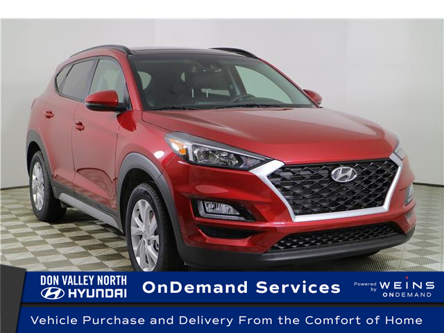 2021 Hyundai Tucson Preferred w/Sun & Leather Package (Stk: 104929) in Markham - Image 1 of 23