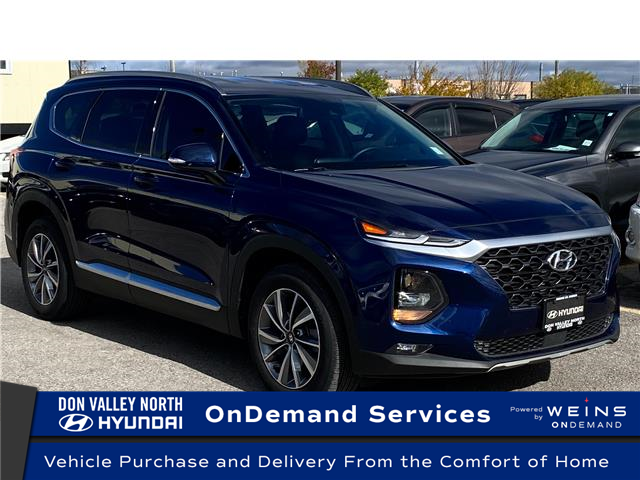 2020 Hyundai Santa Fe Preferred 2.4 (Stk: 8799H) in Markham - Image 1 of 18