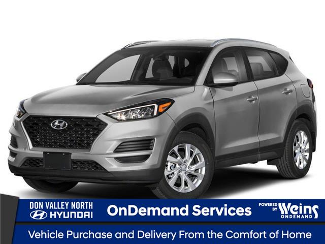 2021 Hyundai Tucson Preferred w/Sun & Leather Package (Stk: 105005) in Markham - Image 1 of 9