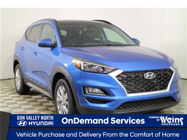 2021 Hyundai Tucson Preferred w/Sun & Leather Package (Stk: 104941) in Markham - Image 1 of 24