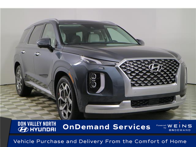 2021 Hyundai Palisade Ultimate Calligraphy (Stk: 104982) in Markham - Image 1 of 28