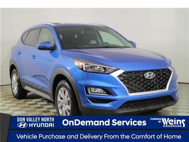 2021 Hyundai Tucson Preferred (Stk: 104948) in Markham - Image 1 of 22