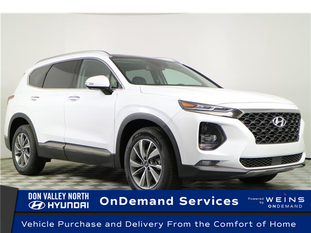 2020 Hyundai Santa Fe Luxury 2.0 (Stk: 104993) in Markham - Image 1 of 28