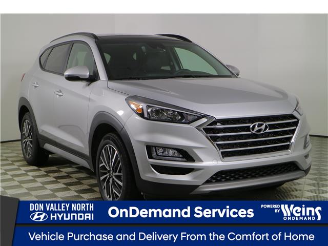 2021 Hyundai Tucson Luxury (Stk: 105041) in Markham - Image 1 of 24