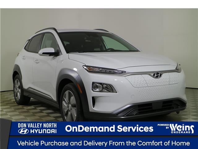 2021 Hyundai Kona EV Preferred (Stk: 104997) in Markham - Image 1 of 23