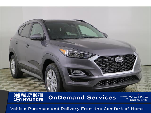 2021 Hyundai Tucson Preferred w/Sun & Leather Package (Stk: 105006) in Markham - Image 1 of 25