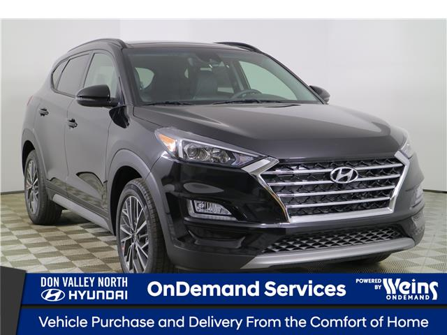 2021 Hyundai Tucson Luxury (Stk: 104896) in Markham - Image 1 of 25