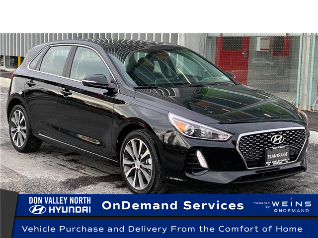 2020 Hyundai Elantra GT Luxury (Stk: 8920H) in Markham - Image 1 of 17