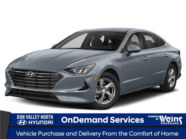 2021 Hyundai Sonata Preferred (Stk: 105110) in Markham - Image 1 of 9