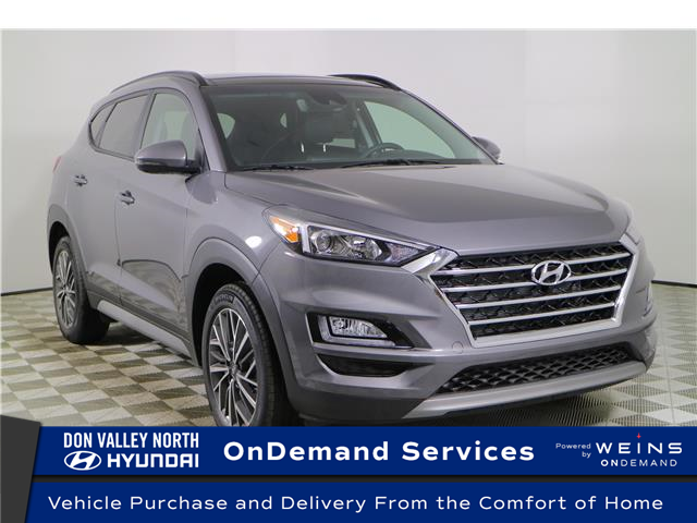 2021 Hyundai Tucson Luxury (Stk: 105045) in Markham - Image 1 of 26