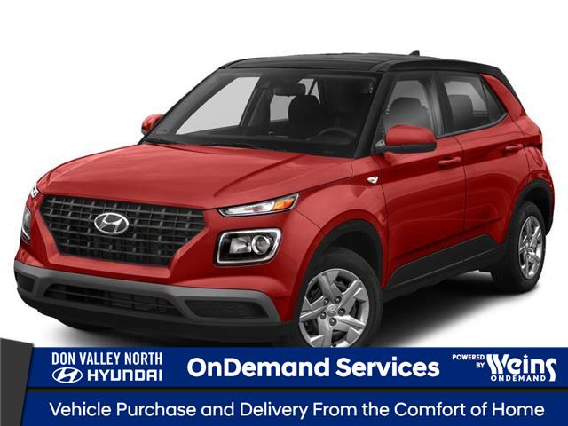 2021 Hyundai Venue Essential w/Two-Tone (Stk: 105141) in Markham - Image 1 of 8