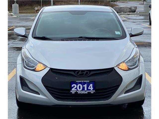 2014 Hyundai Elantra GL (Stk: 8849H) in Markham - Image 1 of 7
