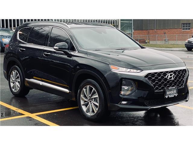 2020 Hyundai Santa Fe Preferred 2.4 (Stk: 8966H) in Markham - Image 1 of 14