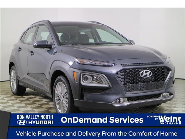 2021 Hyundai Kona 2.0L Preferred (Stk: 105013) in Markham - Image 1 of 23