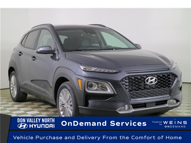 2021 Hyundai Kona 2.0L Luxury (Stk: 105094) in Markham - Image 1 of 26