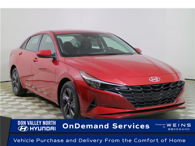 2021 Hyundai Elantra Preferred (Stk: 105150) in Markham - Image 1 of 25