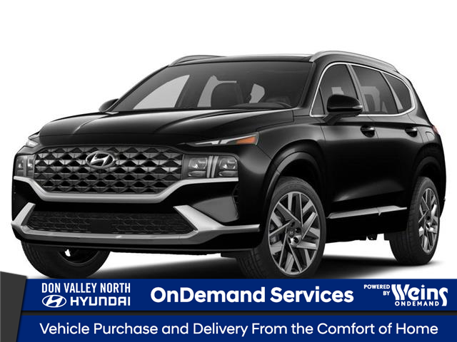 2021 Hyundai Santa Fe Preferred w/Trend Package (Stk: 105201) in Markham - Image 1 of 2