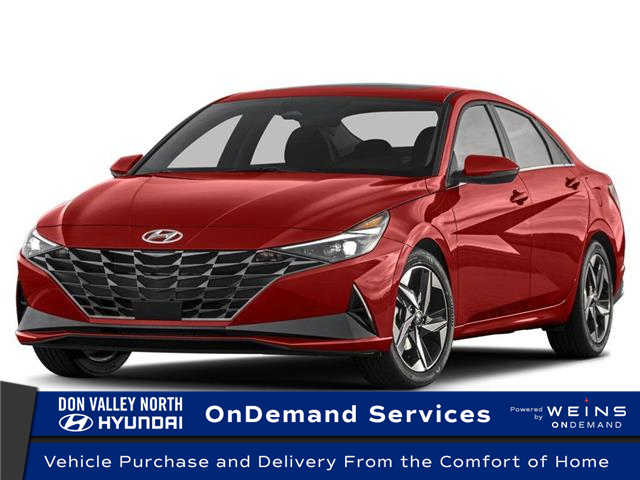 2021 Hyundai Elantra ESSENTIAL (Stk: 105076) in Markham - Image 1 of 3