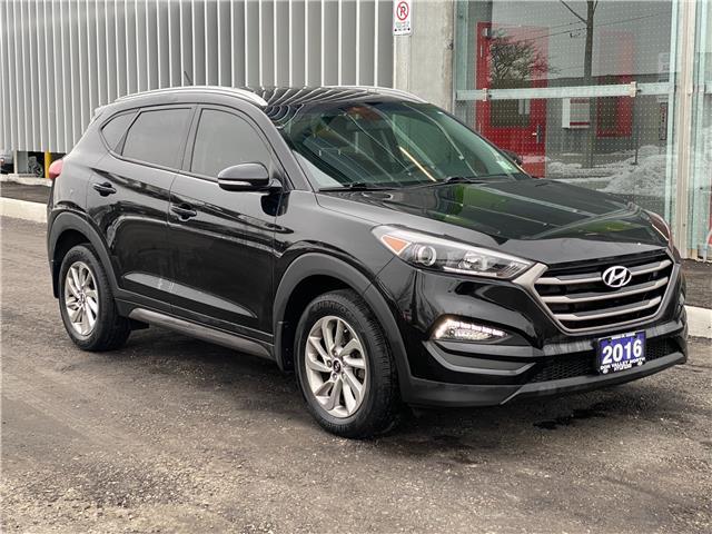 2016 Hyundai Tucson Premium (Stk: 8980H) in Markham - Image 1 of 13