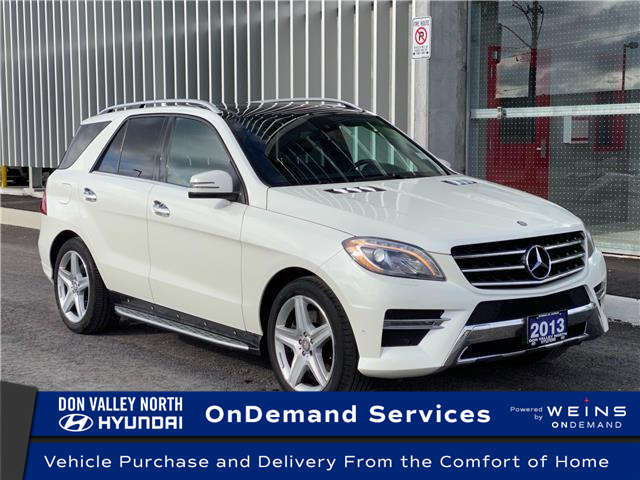 2013 Mercedes-Benz M-Class Base (Stk: 8995H) in Markham - Image 1 of 18