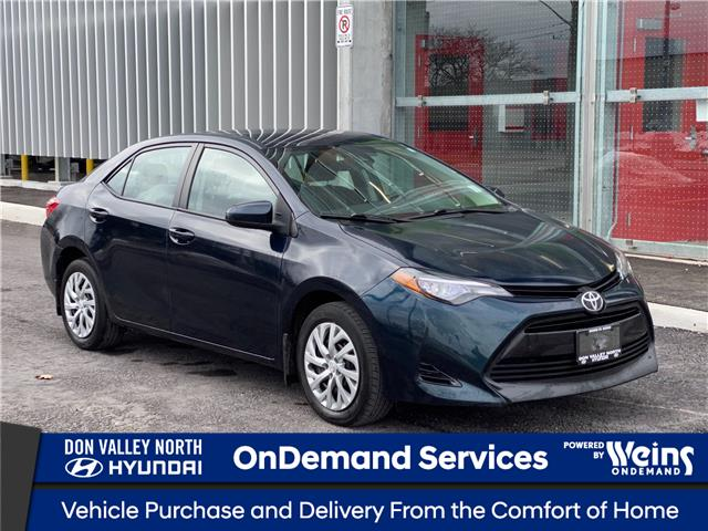 2017 Toyota Corolla LE (Stk: 9006H) in Markham - Image 1 of 15