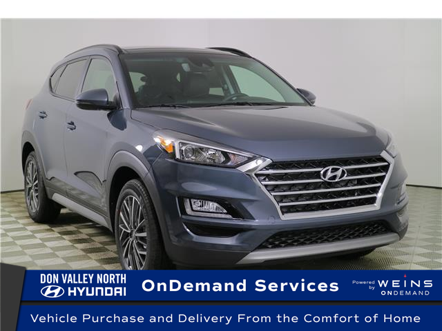 2021 Hyundai Tucson Luxury (Stk: 105065) in Markham - Image 1 of 26