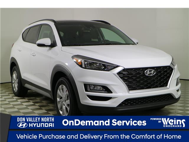 2021 Hyundai Tucson Preferred w/Sun & Leather Package (Stk: 105064) in Markham - Image 1 of 25