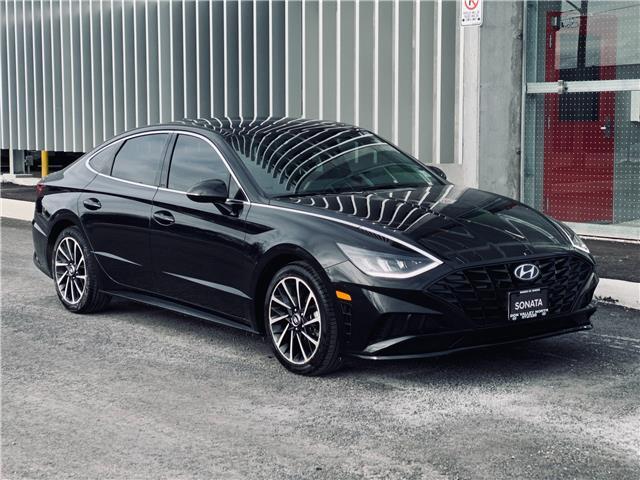 2020 Hyundai Sonata Sport (Stk: 9009H) in Markham - Image 1 of 18