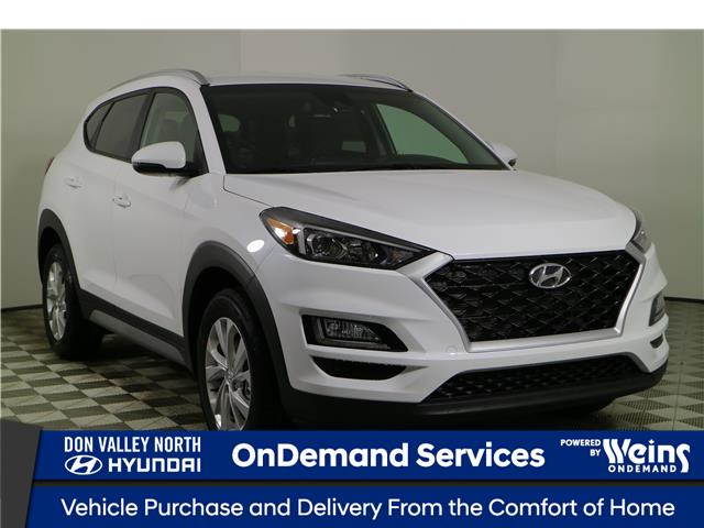 2021 Hyundai Tucson Preferred (Stk: 105066) in Markham - Image 1 of 22