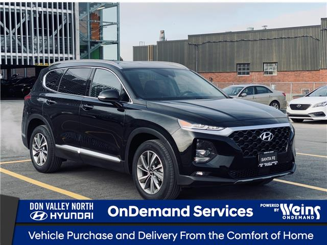 2020 Hyundai Santa Fe Preferred 2.4 (Stk: 9031H) in Markham - Image 1 of 17