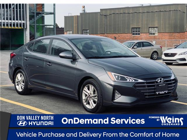 2020 Hyundai Elantra Preferred (Stk: 9030H) in Markham - Image 1 of 15