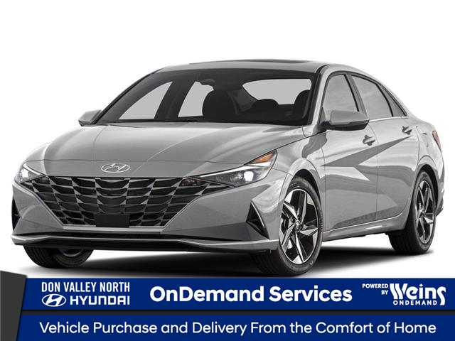 2021 Hyundai Elantra ESSENTIAL (Stk: 114081) in Markham - Image 1 of 3