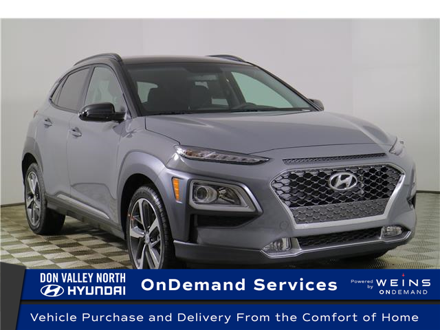 2021 Hyundai Kona 1.6T Trend w/Two-Tone Roof (Stk: 114054) in Markham - Image 1 of 24