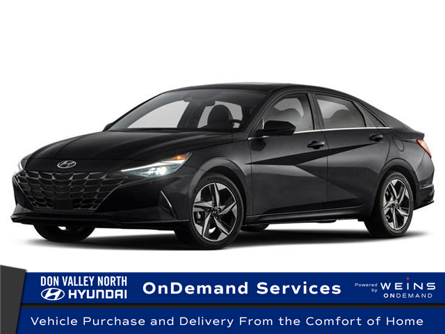 2021 Hyundai Elantra HEV Preferred (Stk: 114179) in Markham - Image 1 of 2