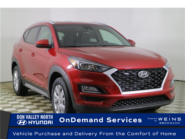 2021 Hyundai Tucson Preferred (Stk: 114058) in Markham - Image 1 of 24