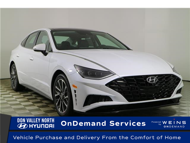 2021 Hyundai Sonata Ultimate (Stk: 105251) in Markham - Image 1 of 27