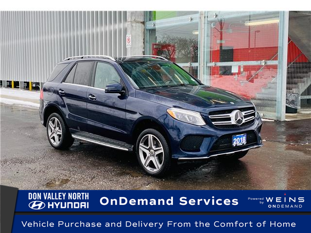 2018 Mercedes-Benz GLE 400 Base (Stk: 9075H) in Markham - Image 1 of 20