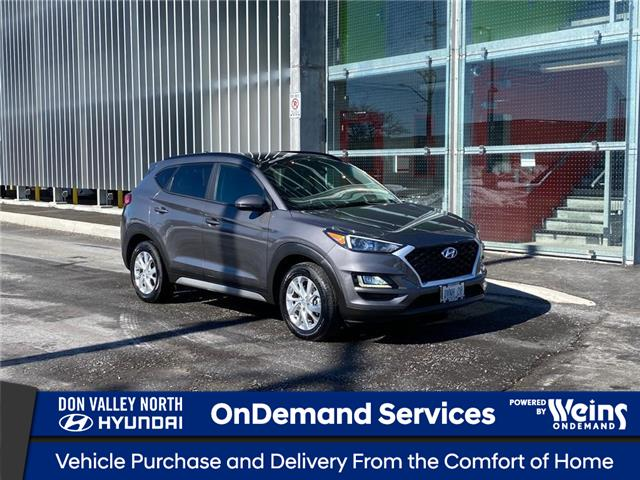 2021 Hyundai Tucson Preferred w/Sun & Leather Package (Stk: 104787) in Markham - Image 1 of 17