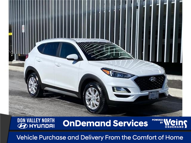 2021 Hyundai Tucson Preferred (Stk: 104971) in Markham - Image 1 of 14