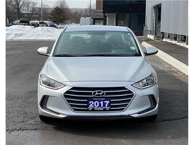 2017 Hyundai Elantra GL (Stk: 9079H) in Markham - Image 1 of 7