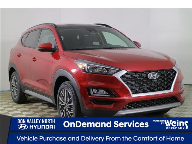 2021 Hyundai Tucson Preferred w/Trend Package (Stk: 114136) in Markham - Image 1 of 24