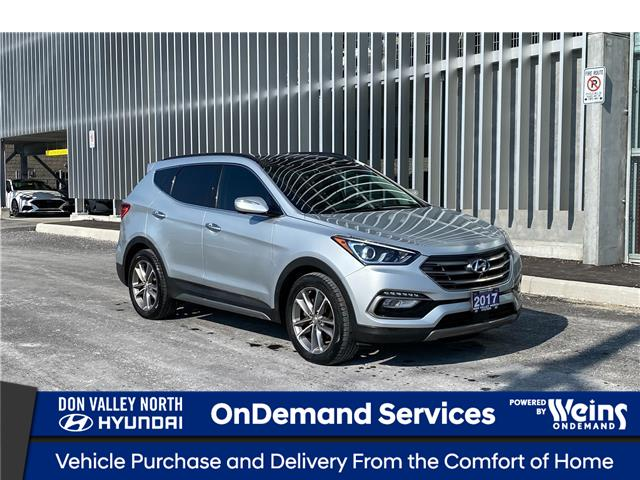2017 Hyundai Santa Fe Sport 2.0T Ultimate (Stk: 9106H) in Markham - Image 1 of 18