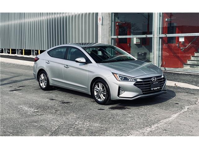 2020 Hyundai Elantra Preferred w/Sun & Safety Package (Stk: 9115H) in Markham - Image 1 of 18