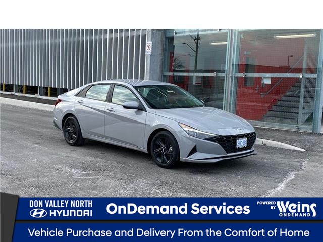 2021 Hyundai Elantra Preferred (Stk: 114014) in Markham - Image 1 of 15