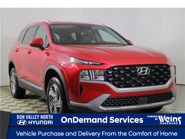 2021 Hyundai Santa Fe ESSENTIAL (Stk: 114150) in Markham - Image 1 of 25