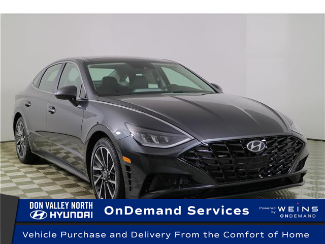 2021 Hyundai Sonata Luxury (Stk: 114160) in Markham - Image 1 of 27