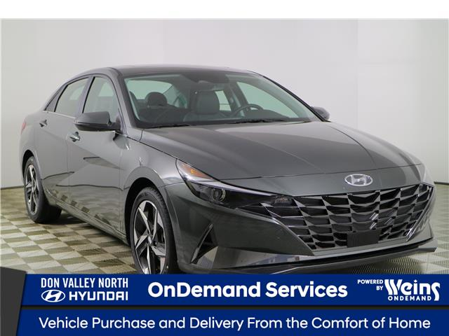 2021 Hyundai Elantra Ultimate (Stk: 114108) in Markham - Image 1 of 26